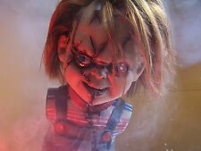 Chucky Life Size Doll prop display mask bust 1:1 bride of seed RARE realistic