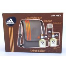 Adidas Urban Spice 'Eau de Toilette 3.4oz + Deo Body Spray 3.4oz + after Shave