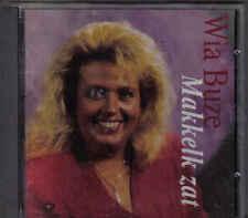 Wia Buze-Makkelijk Zat cd album