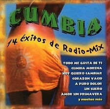 Various Artists : Cumbia 14 Exitos De Radio Mix CD
