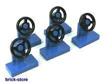 LEGO City Figurines / bleu Auto/LKW/ Volants / 5 Pièces