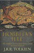 Hobbitus Ille: The Latin Hobbit by J. R. R. Tolkien (Hardback, 2012)