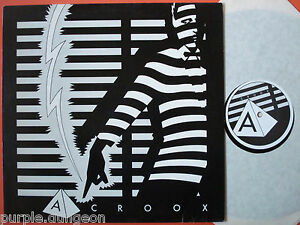 CROOX –  A    Vinyl LP   INK records