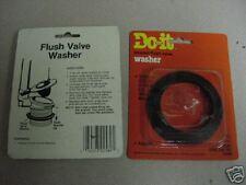 Beveled Flush Valve Washer, Rubber do-it 414536