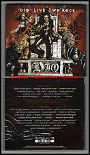 "DIO ""Live - We Rock"" (CD+DVD) 2010 NEUF"