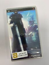 Crisis Core Final Fantasy VII Sony PSP New and Factory Sealed!
