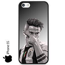 Cover custodia case iPhone 5/5S  DYBALA CARTOON JUVENTUS - FULL HD STAMPA LUCIDA