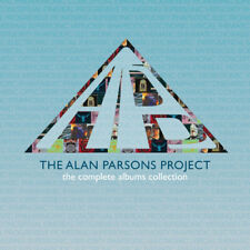 The Alan Parsons Project : The Complete Albums Collection CD Box Set 11 discs