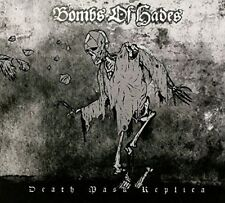 BOMBS OF HADES - DEATH MASK REPLICA NEW CD