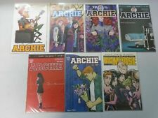 Current Archie comics lot 7 different issues (2016-17)