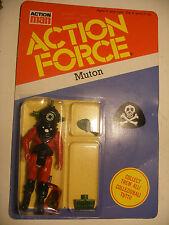 hasbro GI joe PALITOY 1982 Action Man Joe Force MUTON Enemy MISB