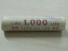 Rotolino monete da 20  lire del 1978 FDC OMA18