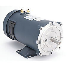 LEESON DC Permanent Magnet Motor,58.0A,3/4 HP, 108048.00