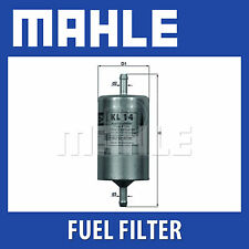Mahle Fuel Filter KL14 - Genuine Part