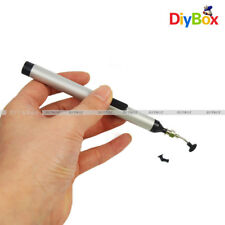 FFQ 939 Vacuum Sucking Pen L7 IC Easy Pick Picker Tool 3 Suction Headers SMD SMT
