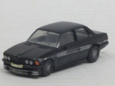 BMW 323i Limousine alpina in nero, O. OVP, Herpa, 1:87, Pictures