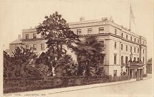 Regent Hotel LEAMINGTON SPA Warwickshire West Midlands England 1920-30s Postcard