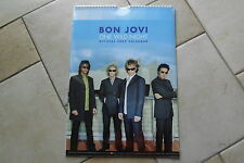 Bon Jovi Kalender 2002,ovp in Folie, 42 x 30 cm Posterkalender