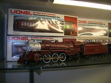 "LIONEL 6-8101 ""CHICAGO & ALTON 4-6-4 & 6 PASSENGER CARS ,NEW/BOXED  LOT # 12562"