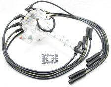 Clear HEI Distributor Coil 8.5mm Spark Plug Wires 67-76 AMC 290 304 343 360 401