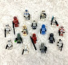 Stormtrooper Star Wars Lego Set of 16