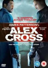 ALEX CROSS TYLER PERRY MATTHEW FOX EDWARD BURNS JEAN RENO EIV UK 2013 DVD L NEW