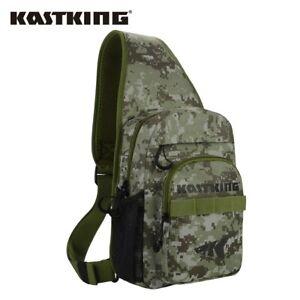 KastKing Fishing Bag Ultra Light-Weight Design Fishing Packs Sling Tool Bag