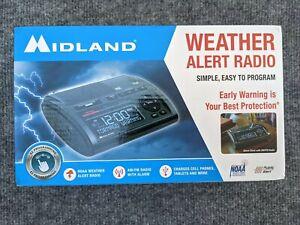 Midland - WR400, Deluxe NOAA Emergency Weather Alert Radio