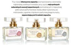 Avon TTA Elixirs of Love Collection Eau de Parfum Sprays 3 x 30 ml Rose Jasmine