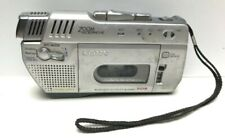 Sony M-200MC Clear Voice Handheld Cassette Voice Recorder W Zoom Mic & VOR V-O-R