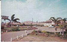 "Escondido CA ""Western Shores Motel"" Postcard California  *FREE US SHIPPING"