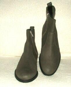 BNIB Carvela Sail Grey Leather Ankle Boots  EUR 40:  UK 7: RP £139.00