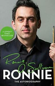 Ronnie: The Autobiography of Ronnie O'Sullivan by Ronnie O' Sullivan New Book