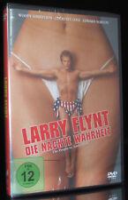 DVD LARRY FLYNT - DIE NACKTE WAHRHEIT - WOODY HARRELSON - Prod. OLIVER STONE NEU