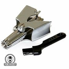 Sir Reginalds Exclusive Silver Hawk Ear And Nose Hair Trimmer - Highest Quality