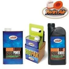 Kit entretien filtre à air Twin Air Bio pack huile et poudre moto cross mx quad