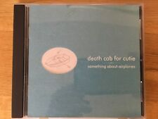 DEATH CAB FOR CUTIE - Something About Airplanes (CD Album 1998)