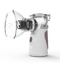 Adult & Kids 2 Mask USB Portable Ultrasonic Nebulzer Machine Inhaler US Stock