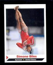 2013 Simone Biles Si Kids Gymnist Rookie card #292