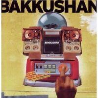 """BAKKUSHAN """"BAKKUSHAN"""" CD 12 TRACKS NEU"""