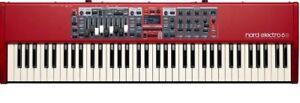 Nord Electro 6D 73 key Keyboard Piano Drawbars Organ SW73,NE6D EL6D //ARMENS