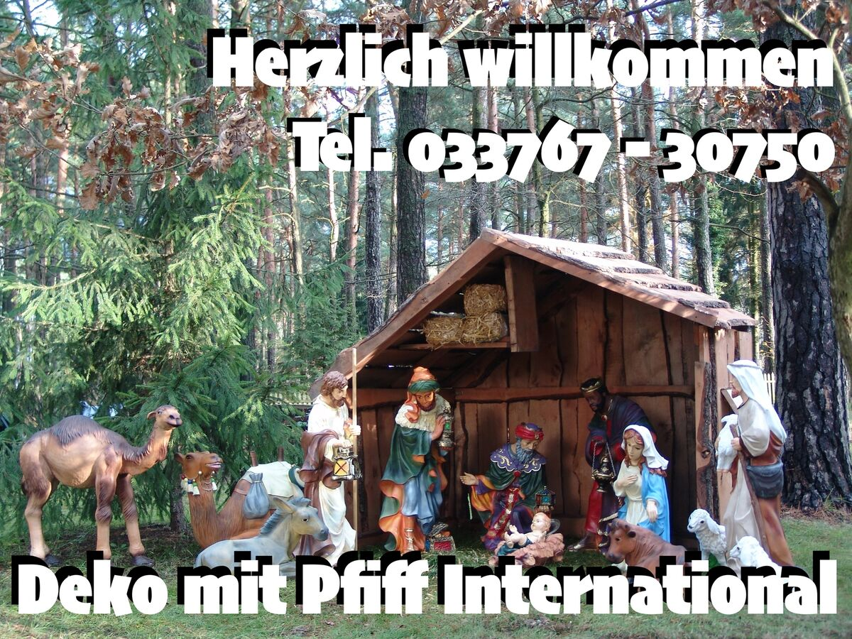 Deko mit Pfiff International