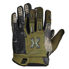 Hk Army Pro Gloves - Full Finger - Olive Camo Size: X-Large