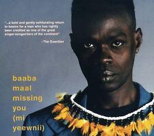 Baaba Maal - Mi YeewnII-Missing You [New CD] Enhanced