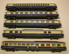 Lima H0 Rheingold-Set bestehend aus 5 Personenwagen