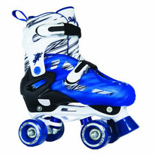 STARFIRE 300 Rollerskates - Blue Kids Adjustable Roller Skates US 12-2