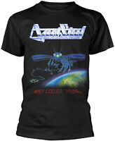 AGENT STEEL Mad Locust Rising T-SHIRT OFFICIAL MERCHANDISE