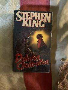 Dolores Claiborne by Stephen King (Hardcover)