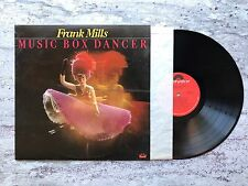 Frank Mills Music Box Dancer Record PD-1-6192 Polydor