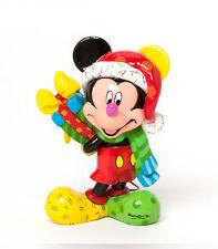 DISNEY by BRITTO Mickey Mouse NEU/OVP Micky Maus m. Geschenk PopArt Figur 2015